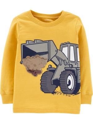 Carter's Bluză cu Excavator