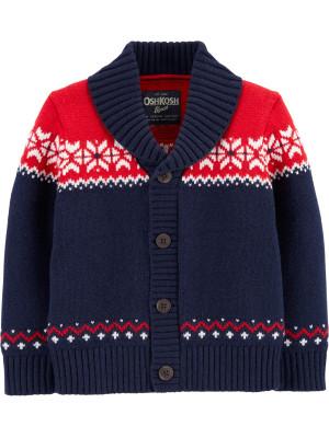 Oshkosh Cardigan tricotat