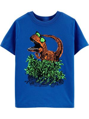 Oshkosh Tricou Dinozaur
