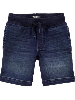 Oshkosh Pantaloni scurți denim cu snur