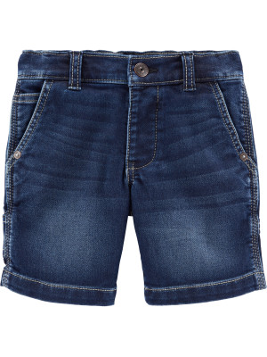 Oshkosh Pantaloni scurți denim indigo