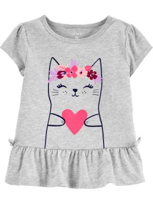 Carter's Tricou Pisica