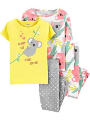 Carter's Set 2 pijamale Koala