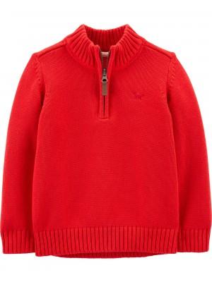 Carter's Pulover tricotat rosu