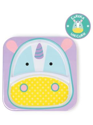 Skip Hop Farfurie - Unicorn