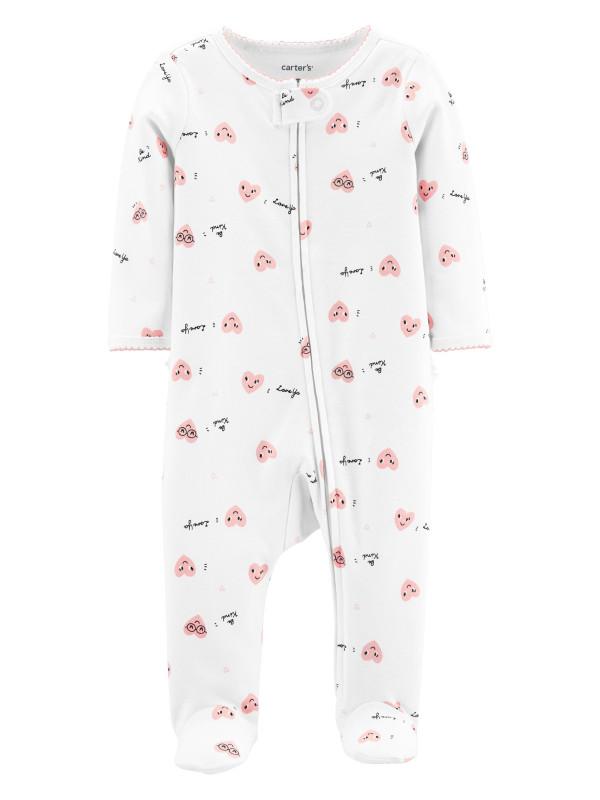 Carter's Pijama bebelus Inimioare