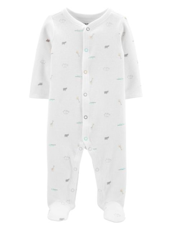 Carter's Pijama cu capse Animale