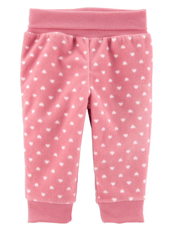 Carter's Pantaloni cu inimioare