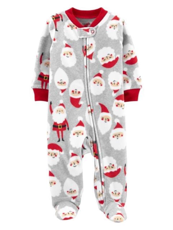 Carter`s Pijama Fleece Mos Craciun