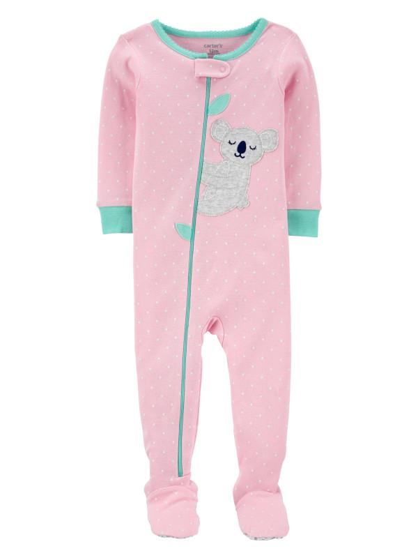 Carter's Pijama roz Koala