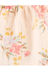 OshKosh Salopeta bebe tip rochita Floral