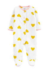 Carter's Pijama bebe Inimioare