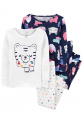 Carter's Set 2 pijamale Tigru
