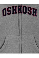 Oshkosh Hanorac cu glugă și logo