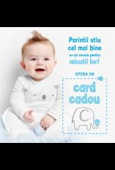 Card cadou Carter's