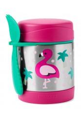 Skip Hop  Recipient pentru mancare Zoo - Flamingo
