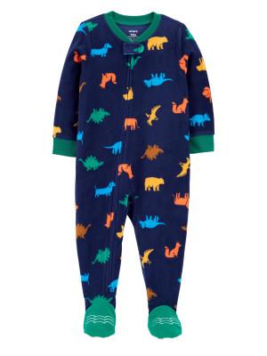 Carter's Pijama bebelus Dinozaur