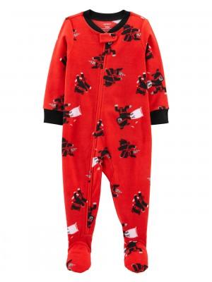 Carter's Pijama bebelus Ninja