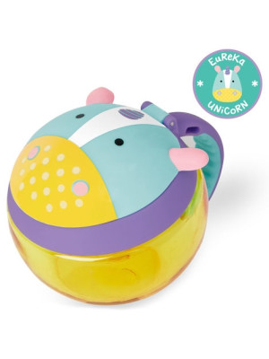 Skip Hop Cana pentru gustari Zoo - Unicorn