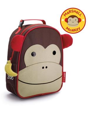Skip Hop Gentuta pentru pranz Zoo - Maimutica