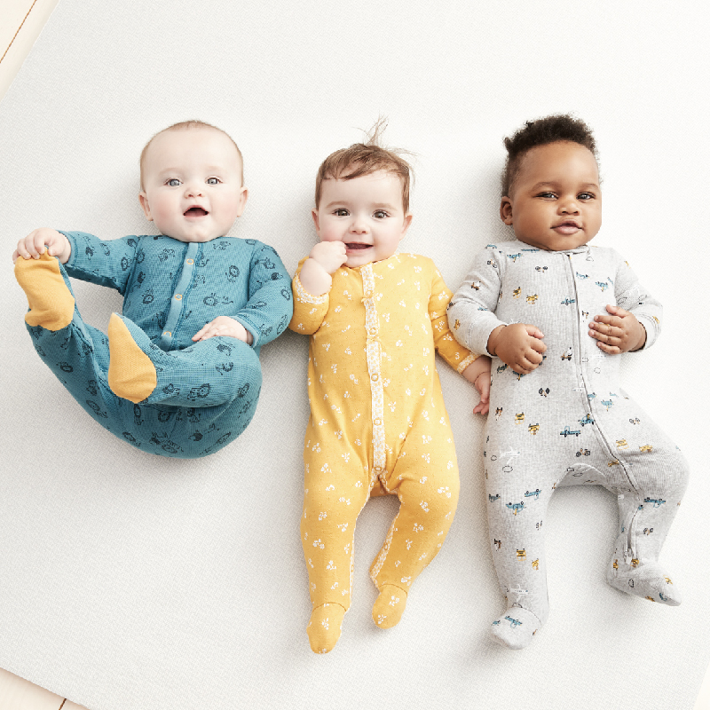 Pijamale bebe carters